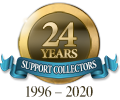 Support Collectors: 1996-2020